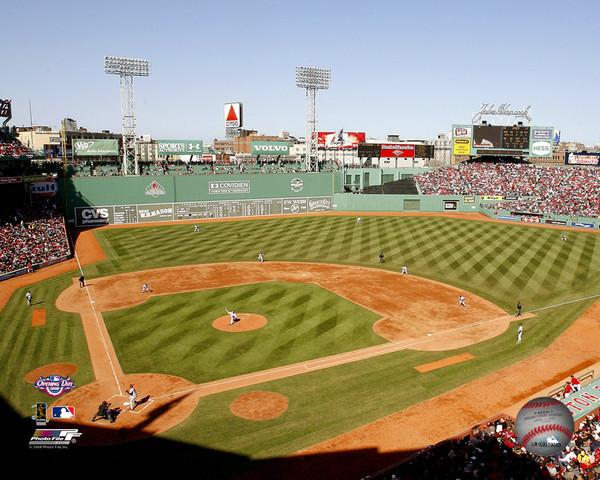 a description of fenway park the home of the boston red sox Fenway park, home of the boston red sox, is situated on land that was once a fen, kind of wetland the replacement of the fen is an example of habitat destruction.