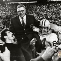 Vince Lombardi - Green Bay Packers.