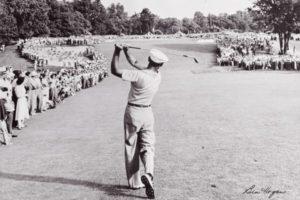 Ben Hogan - 1 Iron - 1950 US Open