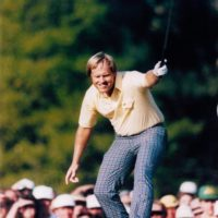 Jack Nicklaus - 1986 Masters The Putt