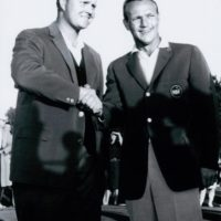 Jack Nicklaus & Arnold Palmer - Legends of Augusta
