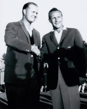 Jack Nicklaus & Arnold Palmer - Legends of Augusta