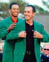 Mike Weir - Green Jacket Presentation