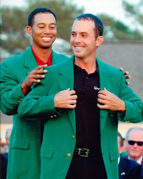 Mike Weir – Green Jacket Presentation | DGL Sports - Vancouver ...