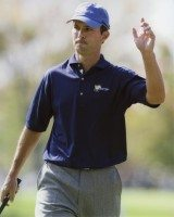 Mike Weir at Presidents Cup