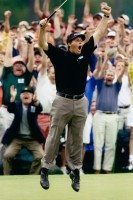 Phil Mickelson - Celebrates 1st Masters Win