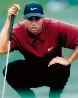 Tiger Woods - Eye of the Tiger
