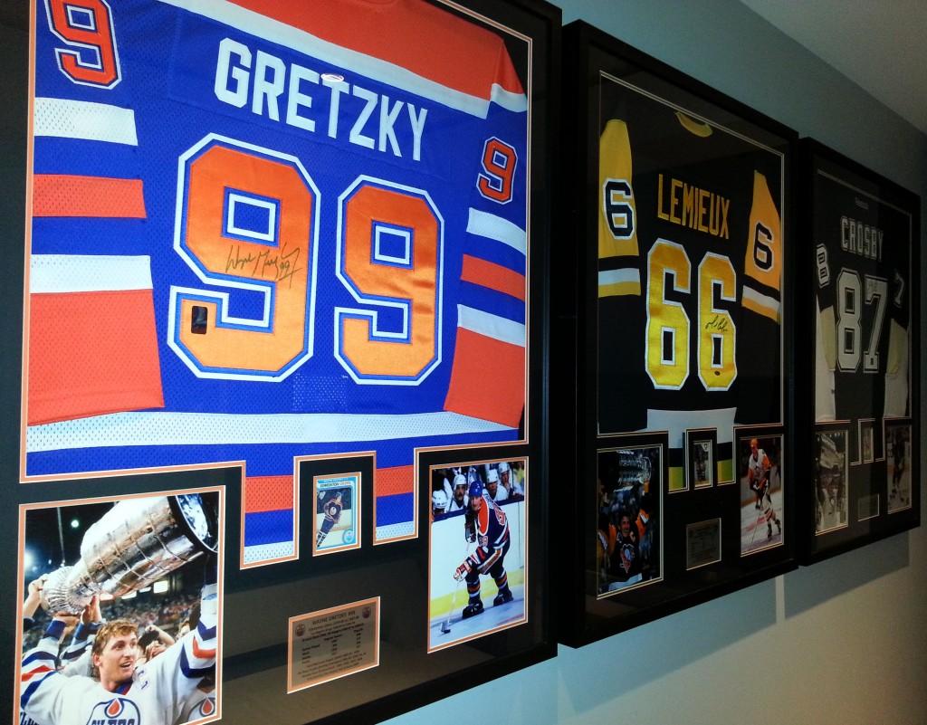 Gretzky 3 Side