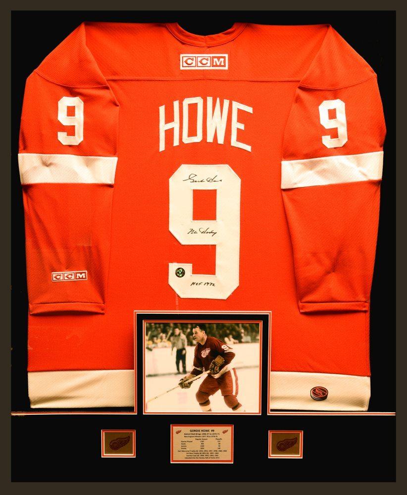 Howe Jersey
