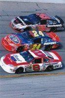 NAS006 NASCAR - Three Wide