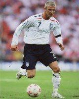 David Beckham 3 - England