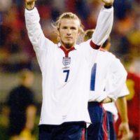 David Beckham - England