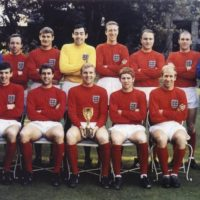 England 1966 World Cup Champions