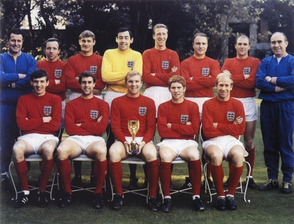 England 1966 World Cup Champions Dgl Sports Vancouver