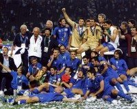 Italy - 2006 World Cup Champions