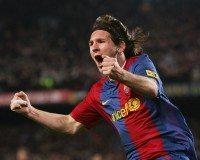 Lionel Messi 1 - FC Barcelona