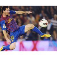 Lionel Messi 5 - FC Barcelona