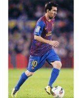 Lionel Messi 7 - C Barccelona