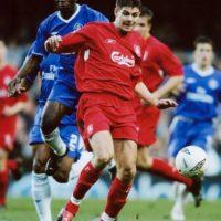 Steven Gerrard - Liverpool