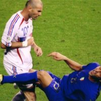 Zinadine Zidane - Head Butt - 2006 World Cup