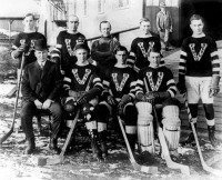 Vancouver Millionaires - Stanley Cup Champions 1914-15