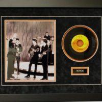 Beatles w-45 vinyl