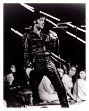 Elvis Presley - In Leather
