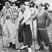 The 3 Stooges - Golfing with my Fr