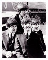 The Beatles arrive in New York