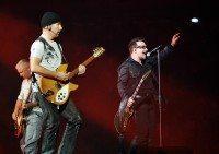 U2 - Edge & Bono