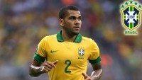 Daniel Alves #2 - Brazil