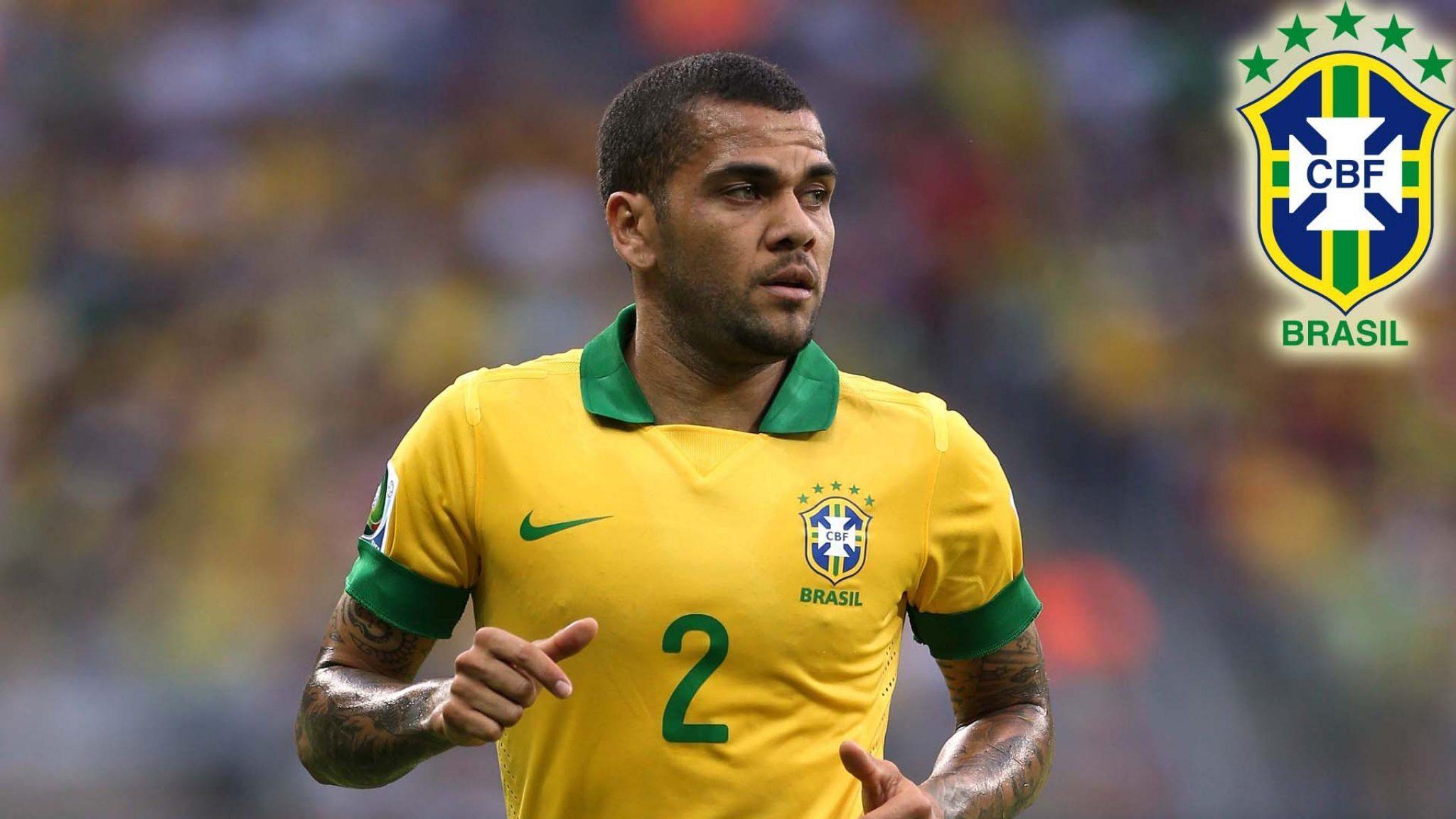 Daniel Alves 2 Brazil Dgl Sports Vancouver Sport