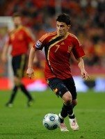 Spain v Turkey - FIFA2010 World Cup Qualifier