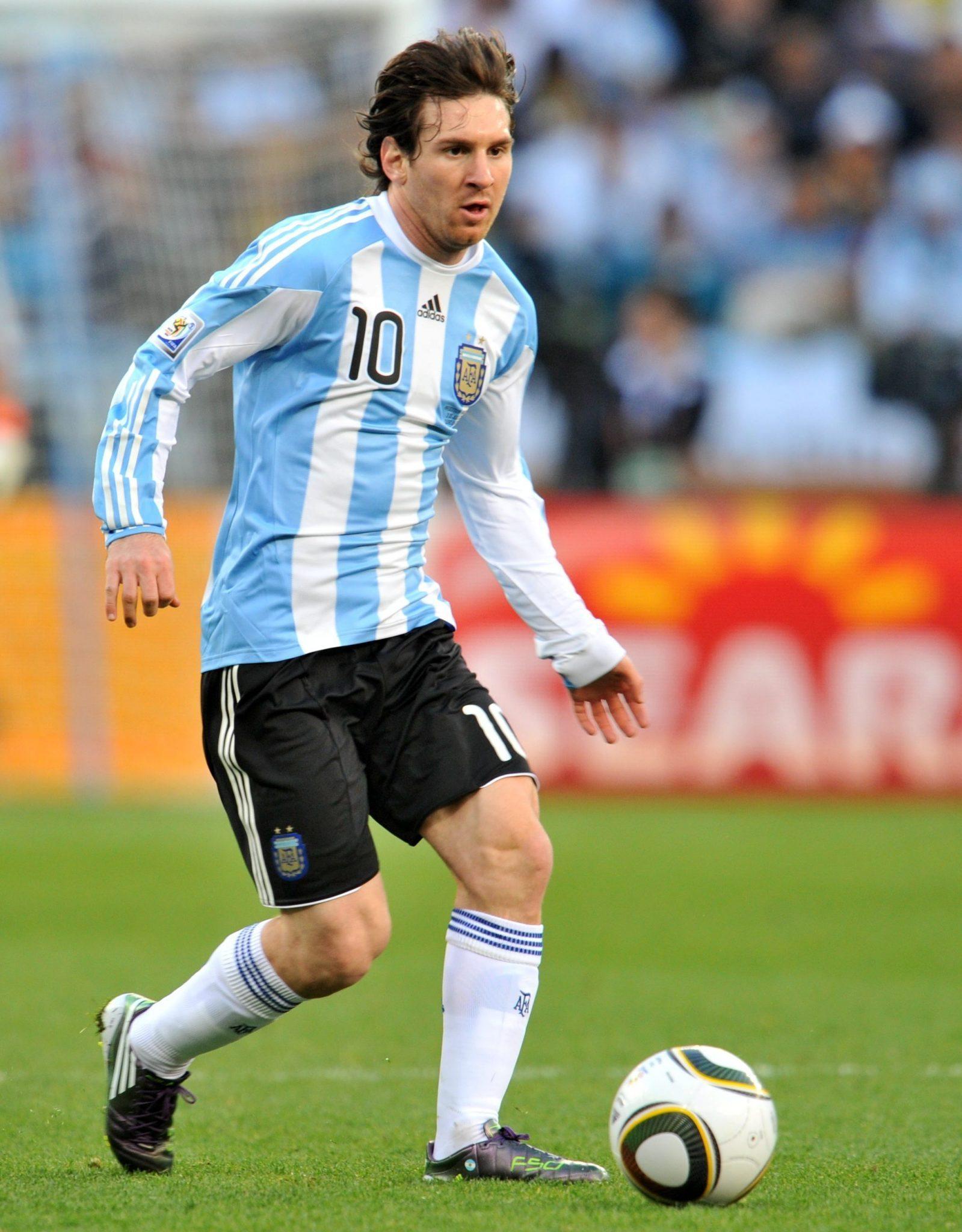 Lionel Messi Argentina Dgl Sports Vancouver Sport