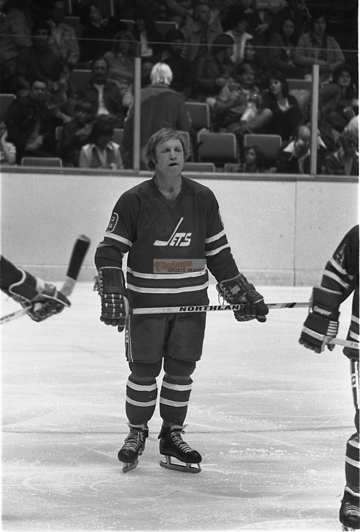 Bobby Hull Wha Winnipeg Jets 2 Dgl Sports Vancouver