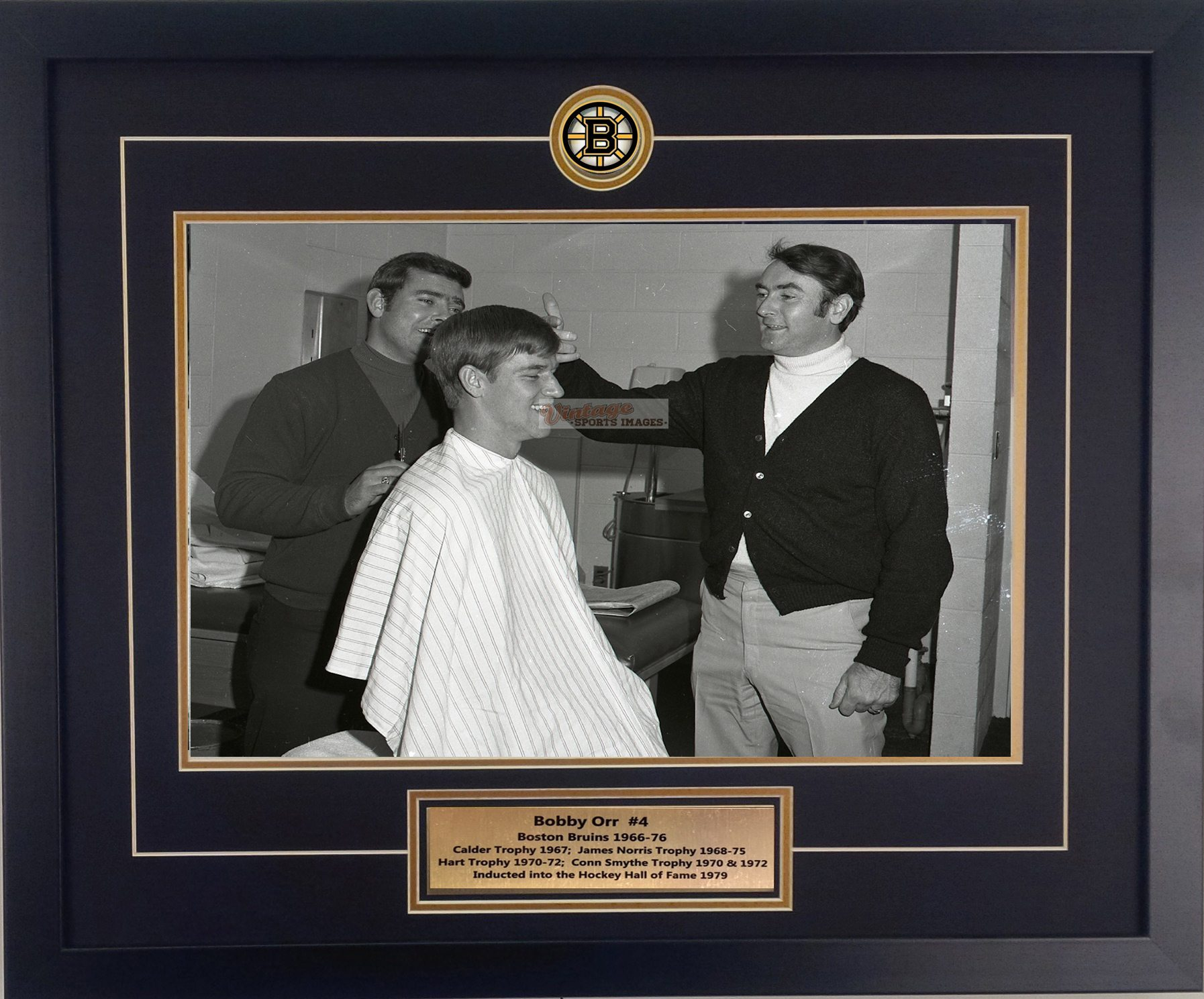 Bobby Orr Hair Cut Dgl Sports Vancouver Sport And