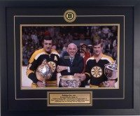 Bobby Orr win the Norris-  Espo wins the Hart
