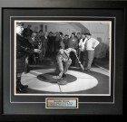 Gordie Howe – Curling (circa 1959)