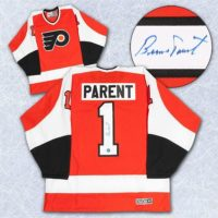 Bernie Parent signed jersey - 399.99
