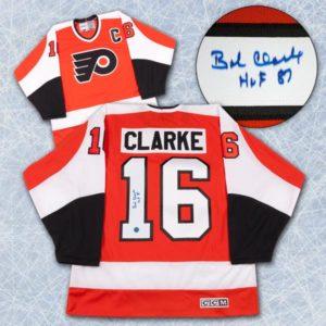 Bobby Clarke signed jersey - 479.99