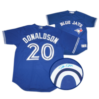 Donaldson signed jersey