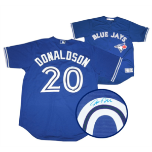 Donaldson signed jersey
