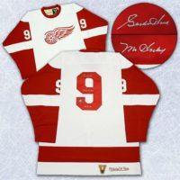 Gordie Howe jersey - Mitchell & Ness