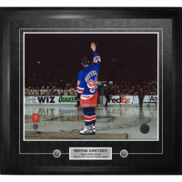 Gretzky final farewell 16x20