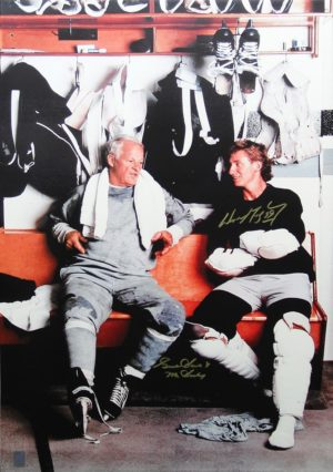Howe-Gretzky Canvas