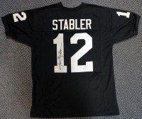 Ken Stabler signed jersey