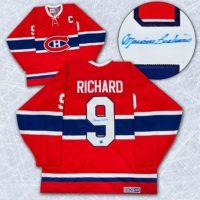 Maurice Richard CCM jersey - 1499.99