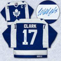 Wendel Clark signed jersey - 379.99