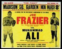 Ali vs Frazier I