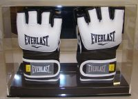 MMA 2 gloves Display Case